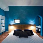 """comfort room """"Le Bleu de Bruges"""""""