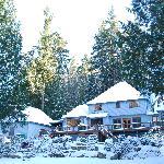 Winter at Meritage Meadows Inn