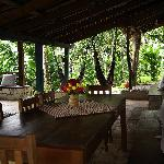 Dinning area...