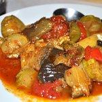 ... vegetable stew ...
