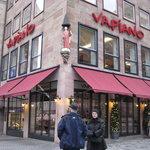 Vapiano restaurant by St. Lorenzkirche