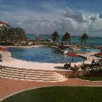 Pool at Grand Caribe