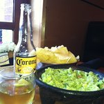 guacamole made tableside