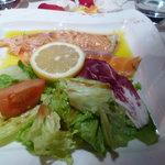Raw Salmon Starter
