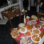 The boxing day feast, simply delicious