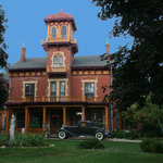Ryan Mansion in Galena Illinois