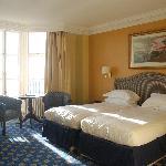 Bedroom at The Grand Hotel, Brighton, UK