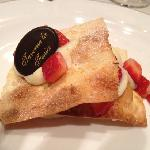 light but delicious dessert pastry
