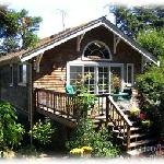Inverness Secret Garden Cottage Foto