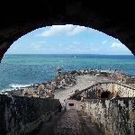 El Morro tunnel