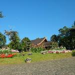 The Royal Palace of the King's mother at Doi Tung