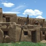 Pueblo homes