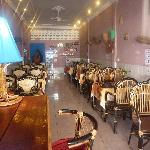 Indoor seating