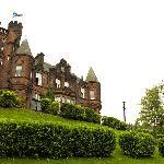 Sherbrooke Castle Hotel exterior