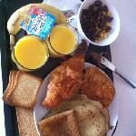 super petit déjeuner un des meilleurs