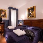 camera doppia due letti