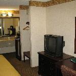 room rear
