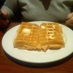 Nice Belgian Waffle