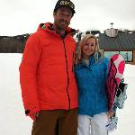 Snowboarding with Olympic Gold Medalist Seth Wescott