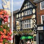 The Argyll Pub, Market Place, Henley on Thames