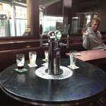 pour your own pint on your own table!!!!! love it