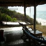 Our veranda - my favorite spot