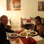 Ria & Lee Christmas 2011