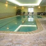 infdoor pool
