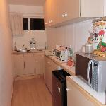 Small kitchen (room 6)