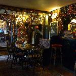 Theydon Oak interior