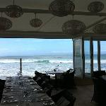 view from restaurant across the road - Burleigh Heads