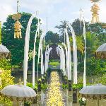 Heavenly Unity Wedding at Bale Dedari