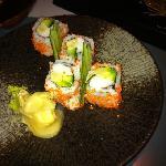sushi at aqua