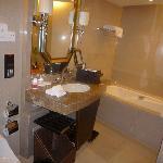 Bathroom size