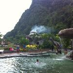 The Hot Springs part