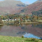 Gold Rill from Grasmere Lake