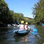 Cano-varen vanaf Alet-les-Bains