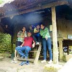 This house is an upperclas Kalinga Hut circa 1923 from Luccong, Butbut, Kalinga.