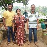 The Nair familiy