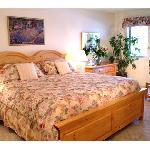 Stratton Mountain Condominium bedroom