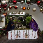 Bientôt Noël à l'hötel Santo Tomas