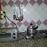 cooking equipment & electrics