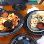 Shrimps & Oyster Rockefeller