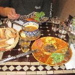 Foto di Chez Younice moroccan restaurant