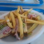 An Excellent Club Sandwich