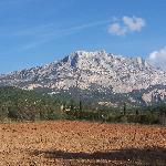 Mt. St. Victoire