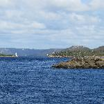 Hell's Gate, Macquarie Harbour