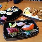Japanese fare
