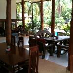 Reception area Best House