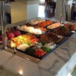 Cafe Arabesque - Park Hyatt Dubai Foto